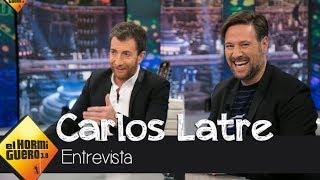 Las mejores imitaciones de Carlos Latre - El Hormiguero 3.0