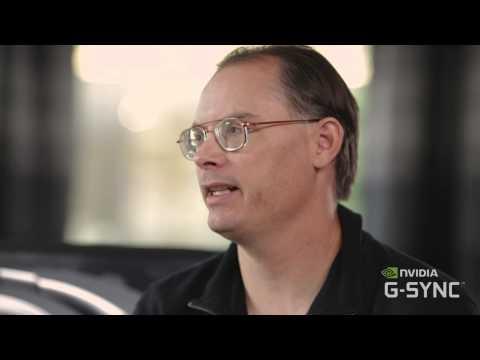 NVIDIA G-SYNC: First Impressions Tim Sweeney