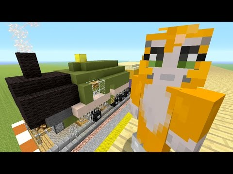 Minecraft Xbox - Building Time - Train Station - Double Special {34}