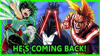 Did they just confirm All for One's PRISON ESCAPE?! (Boku no Hero Academia Jail THEORY Season 3)