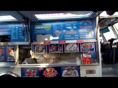 Mexican Food trucks  south bay cv