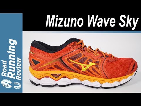 mizuno wave sky 2 46 youtube