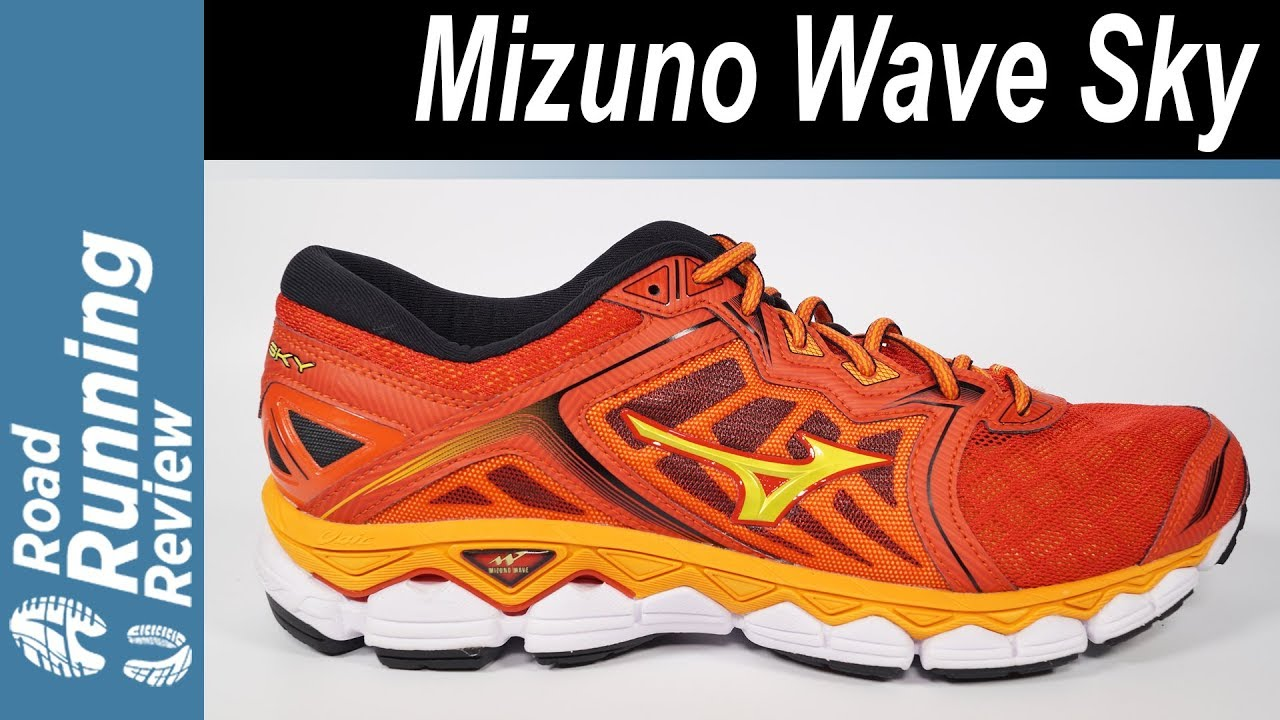 mizuno wave sky 1 vs 2 2017