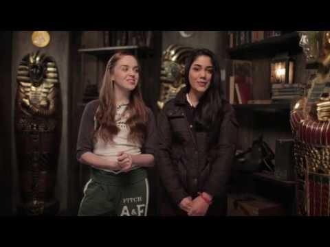 Anubis Unlocked Season 3 : Tasie Lawrence Mara Jaffray HD
