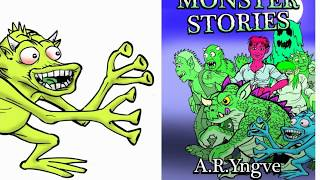THE BOOK OF CRAZY  MONSTER STORIES Trailer