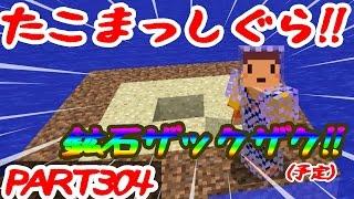 【たこらいす】ほのぼのマイクラゆっくり実況  PART304 【マインクラフト】 (たこまっしぐら!! 編)