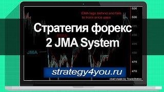 Cтратегия форекс 2 JMA System