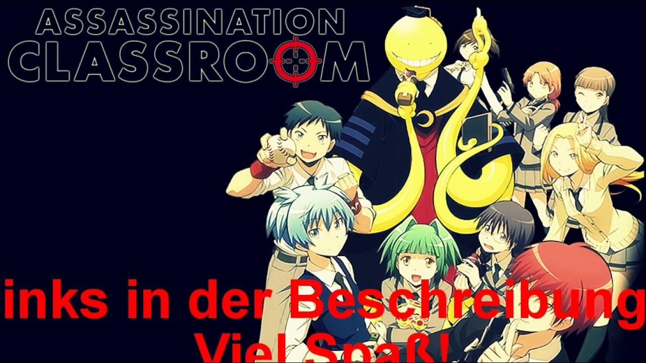 assassination classroom staffel 2