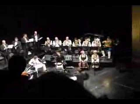 Goran Bregovic: Theatre Champs Elysees