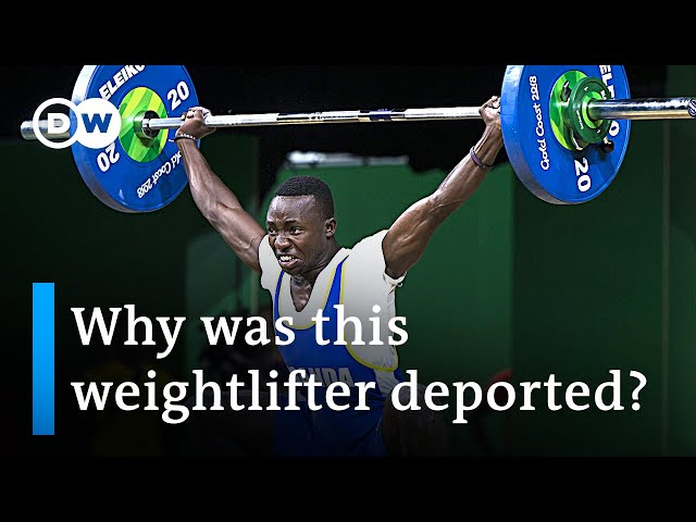 Tokyo 2020: Weightlifter released after deportation from Japan | DW News