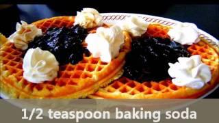 Discover Waffle House Waffles' Secret Recipe!