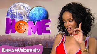 Rihanna & Jim Parsons: Name Your Planet | HOME