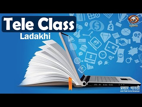 Tele Class (Ladakhi) : Methods to Measure National Income,Economic -Class-12th | 30/07/2020