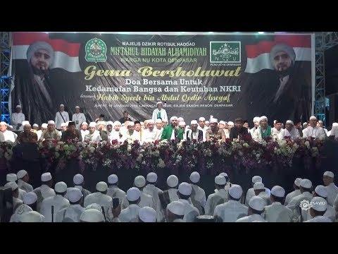 Habib Syech Bin Abdul Qodir Assegaf - Alangkah Indahnya (BALI BERSHOLAWAT)