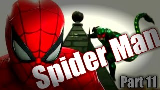 Spider Man ps4 game play part 11