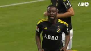 Målen från förra årets 6-0-seger mot IFK Norrköping!