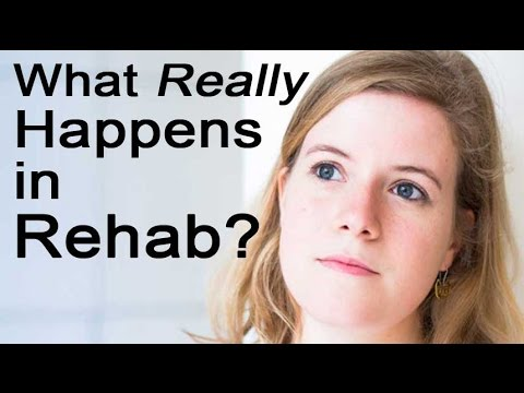 Inpatient Drug Rehab - What To Expect