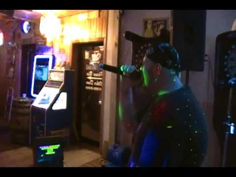 Trophy Karaoke Contest Finals Dustin Dowling 07/11/13