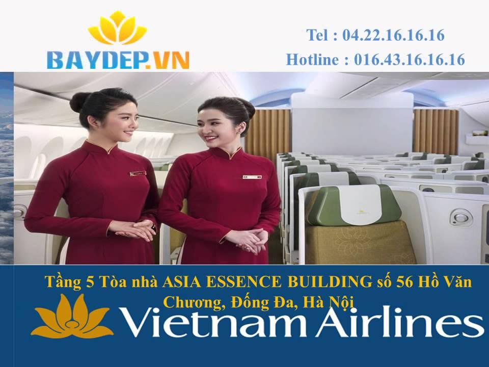 Vé máy bay Vietnam Airlines đi Úc giá rẻ, bán vé máy bay Vietnam Airlines giá rẻ