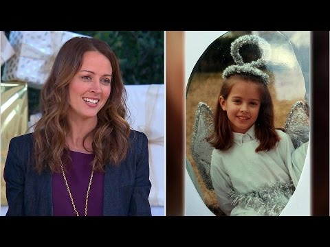 Amy Acker   Home & Family
