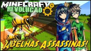 minecraft a revoluo abelhas assassinas 23