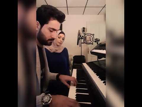 رقت عيناي شوقا - امل حجازي - حسام الصعبي