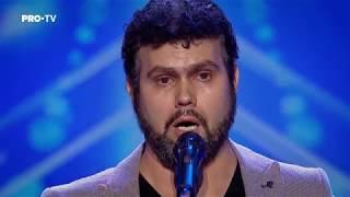 Valentin Vasopol Parla Più Piano ROMÂNII AU TALENT 2018