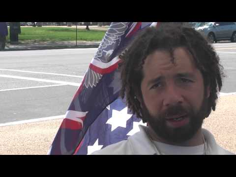 DC Cannabis Campaign Protests for Statehood