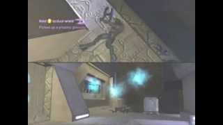 Halo 2 Sacred Icon Golden Stairway Secret Room