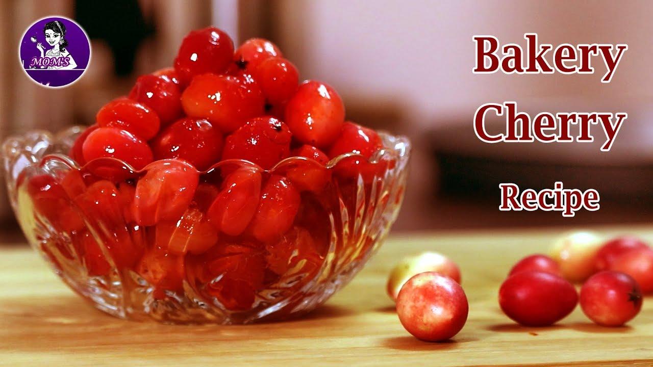 Homemade Bakery Cherry with #Vakkayalu | DIY Candid Cherries | Karonda  Carissa Carandas) Recipes - YouTube