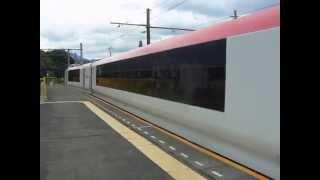 2014年7月26日から9月28日までの土日休日に成田空港から河口湖間で特急...