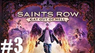 Cùng chơi & Bình Luận Saints Row: Gat out of Hell Phần 3