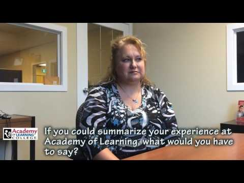 Meet Cynthia, Business Administration student from AOLCC Thunder Bay Campus