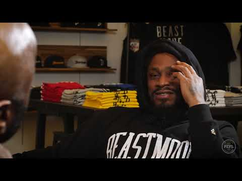 The Marshawn Lynch Interview