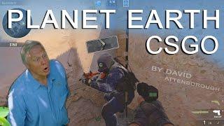 Planet Earth CSGO - Silvers