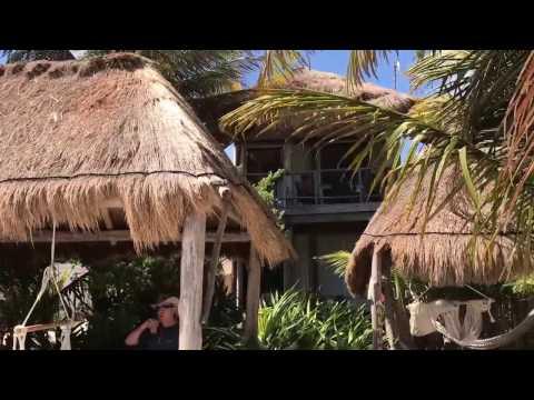 Maya Chan Resort Costa Maya Mexico