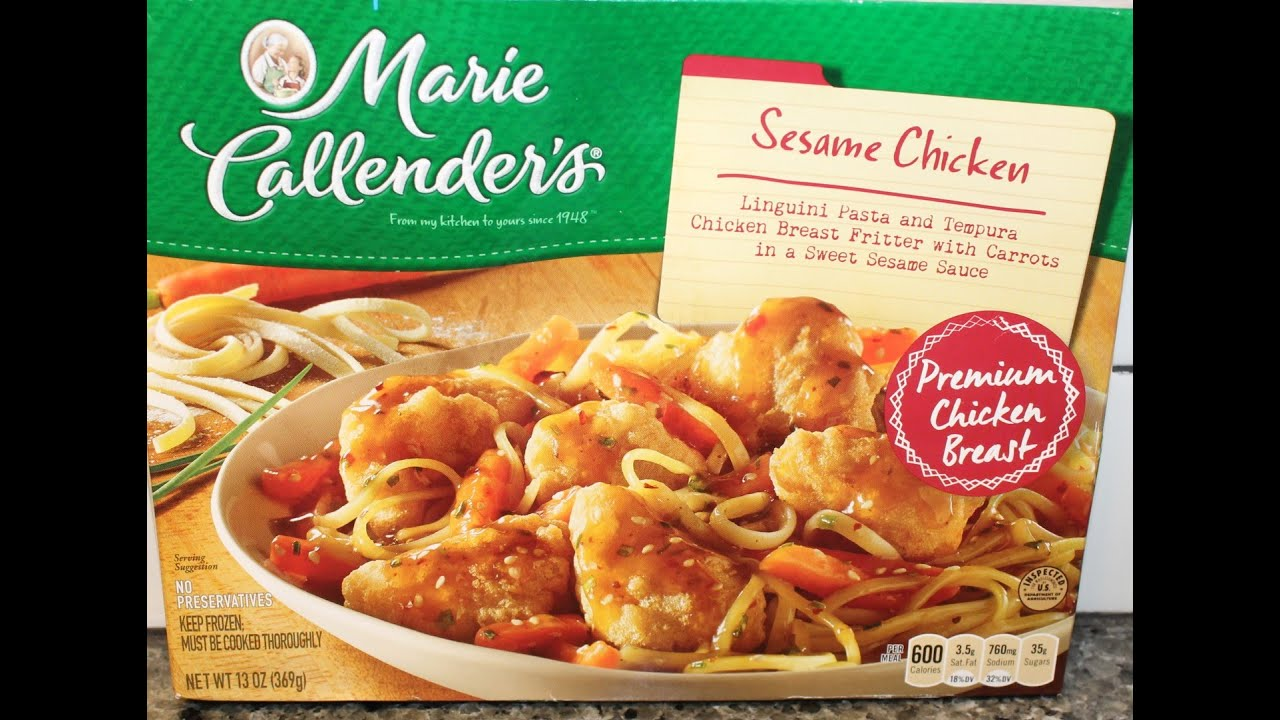 Sesame Chicken Noodle Bowl