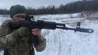 "Сайга МК .223 Rem// Гражданский ""автомат"" АК-101 !!!"