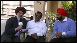 100313 First Anniversary programme of Guru Nanak Gurdwara Dubai