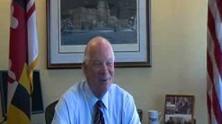 Interview with Senator Ben Cardin -- USINPAC