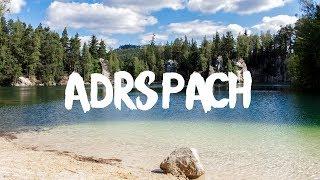 Adrspach - Czech rocks (Gopro Video)