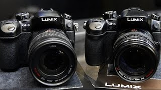 Panasonic GH4 - the 4K revolution is here