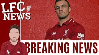 Liverpool Sign Shaqiri 5 Year Contract!! LFC Transfer Latest