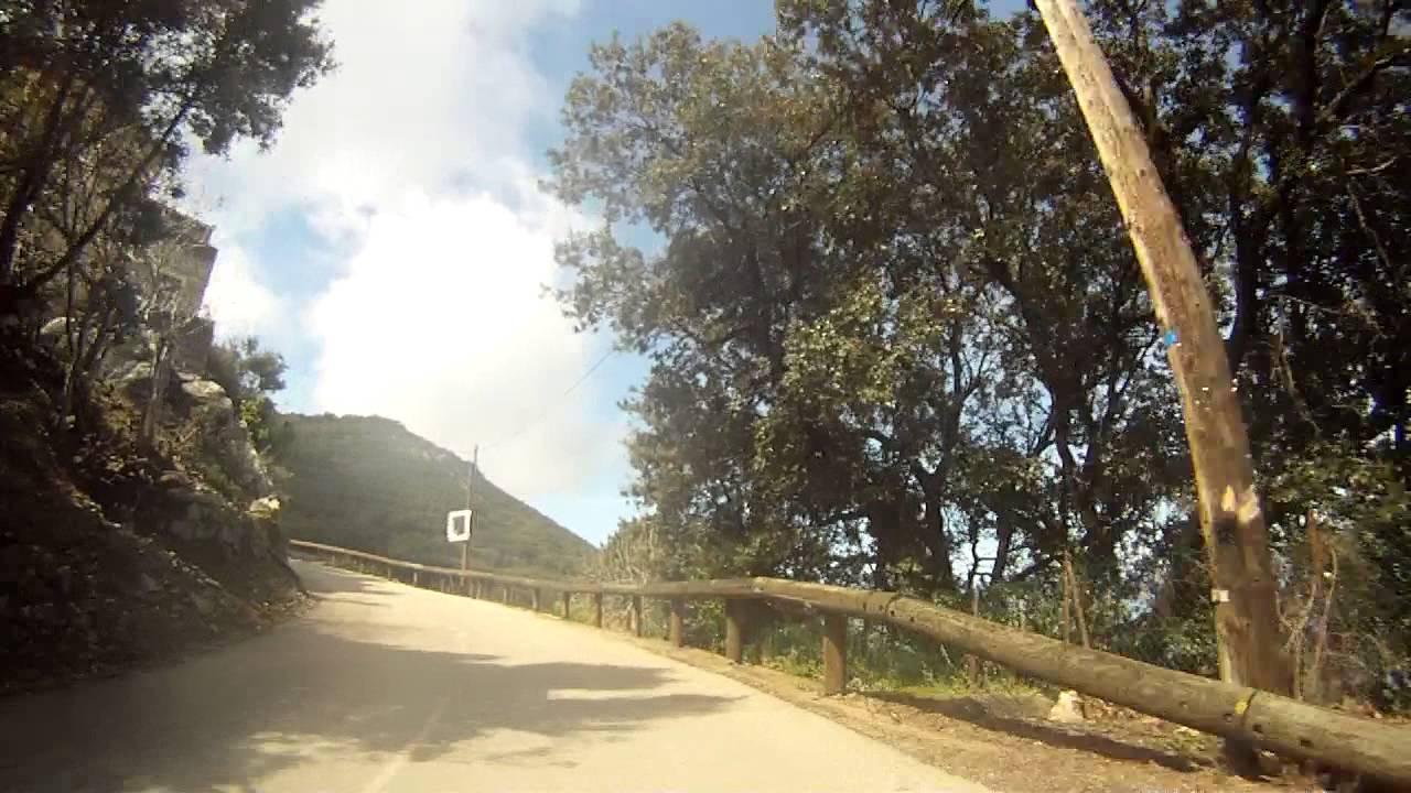 Corsica By Car Propriano Campomoro Youtube
