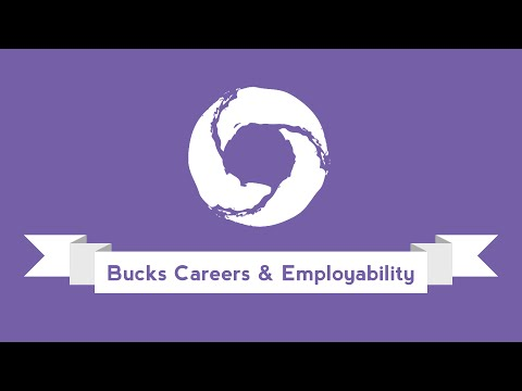 The Bucks Careers & Employability Guide