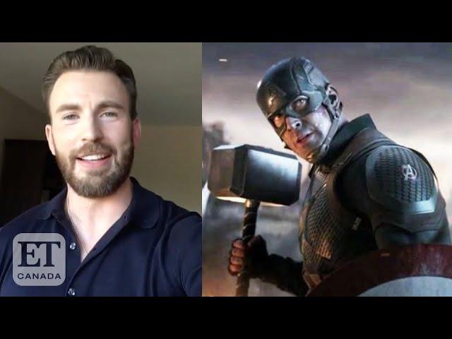 Chris Evans Reacts To Marvel Return Rumours