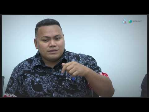 VSAT Interview with Atufenua Tuvalu
