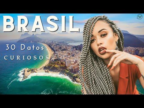 Brasil,  30 Datos curiosos que debes conocer.