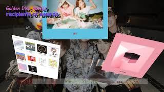 K-POP Golden Disc Awards  BTS, NCT127, EXO,GOT7.....