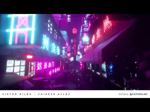 CHINESE ALLEY - Cinema 4D Process Breakdown